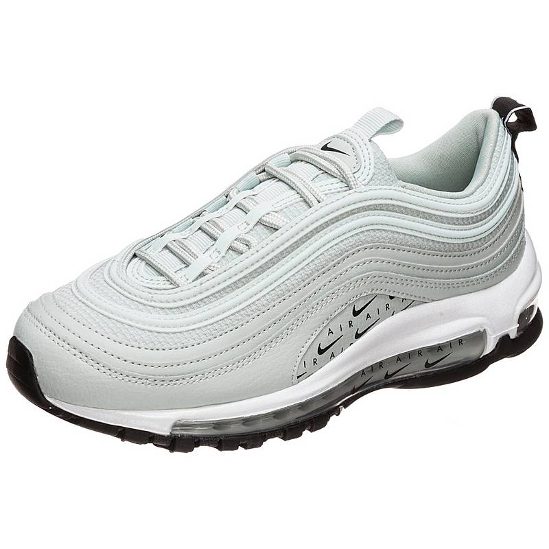 buy online b0125 9727c Nike Air Max 97 Lux Sneaker Damen silber  schwarz