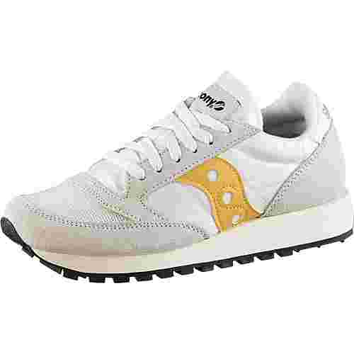 Saucony Jazz Original Vintage Sneaker Damen cement-yellow