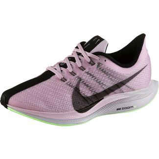 Nike Zoom Pegasus 35 Turbo Laufschuhe Damen pink foam-black-lime blast-vast grey-white