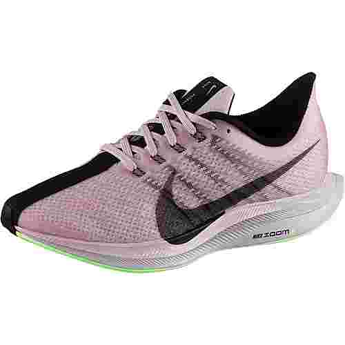 Nike Zoom Pegasus 35 Turbo Laufschuhe Damen pink foam-black-lime blast-vast grey-white