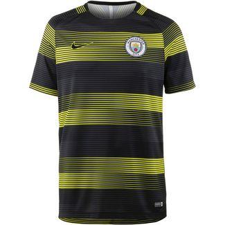 Nike Manchester City Funktionsshirt Herren opti yellow-black-black