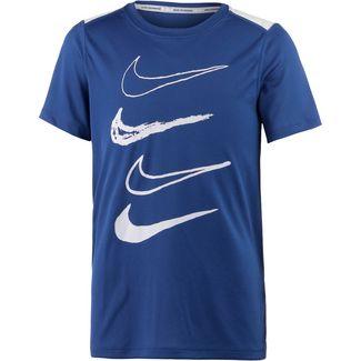 outlet store 9dc83 b1711 Nike T-Shirt Kinder indigo-force-white-white