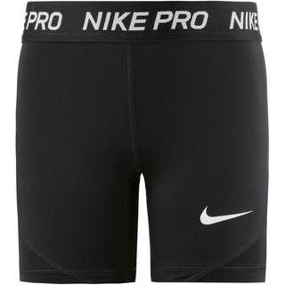 Nike Funktionsshorts Kinder black-white