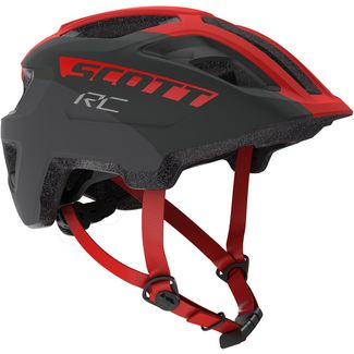 SCOTT Spunto Junior Fahrradhelm Kinder grey-red