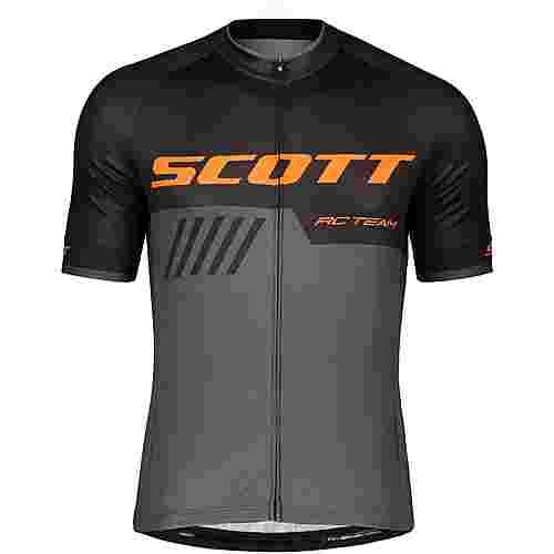 SCOTT RC Team 10 Fahrradtrikot Herren black