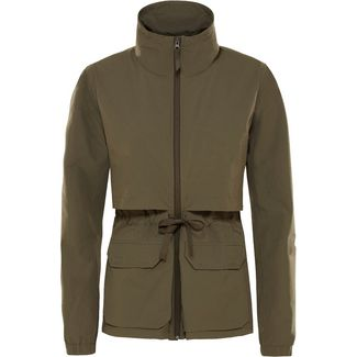 The North Face Sightseer Jacke Damen new taupe green