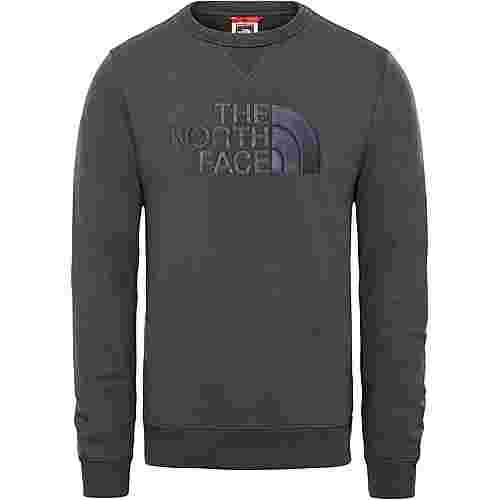 The North Face Drew Peak Sweatshirt Herren asphalt grey