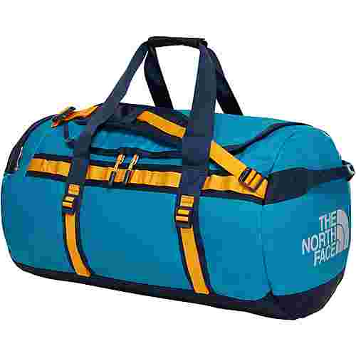 The North Face Base Camp Duffel Reisetasche crystal teal-urban navy