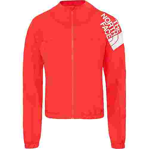 The North Face Train N Logo Jacke Damen juicy red