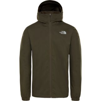The North Face Quest Regenjacke Herren new taupe green black heather