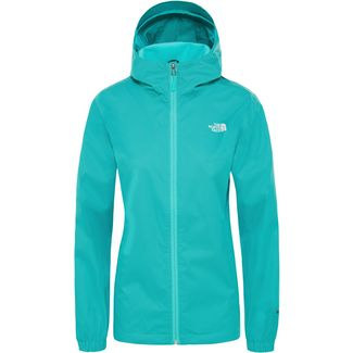 The North Face Quest Regenjacke Damen ion blue heather