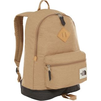 The North Face Rucksack BERKELEY Daypack kelp tan dark heather-asphalt grey light
