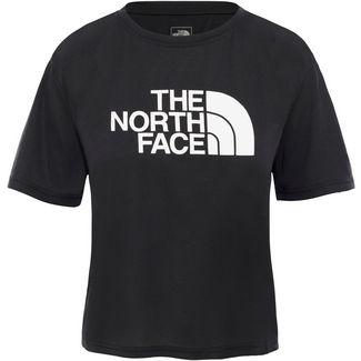 The North Face Train N Logo Croptop Damen tnf black