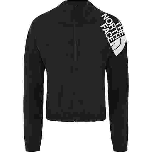 The North Face Train N Logo Jacke Damen tnf black