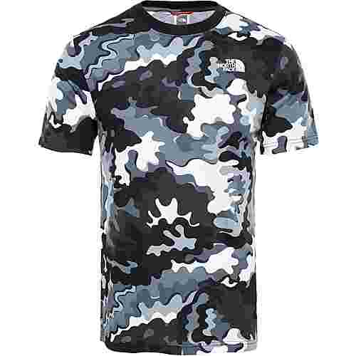 The North Face Redbox T-Shirt Herren tnf black psychedelic print