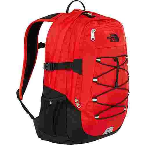 The North Face Rucksack Borealis Classic Daypack fiery red-tnf black