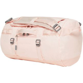 The North Face Base Camp Duffel Reisetasche pink salt-pink salt