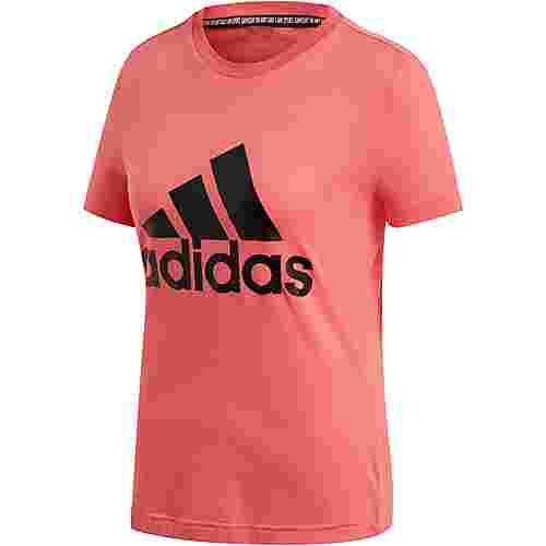 adidas Must Haves T-Shirt Damen prism pink