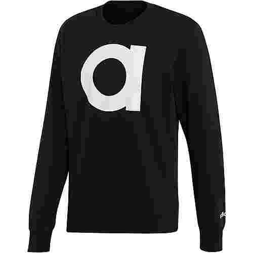 adidas Brand Sweatshirt Herren black