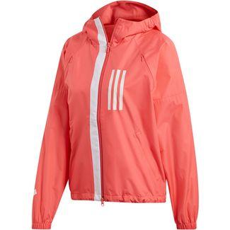 adidas WND Jacke Damen prism pink