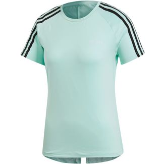 adidas Designed to move Funktionsshirt Damen clear mint