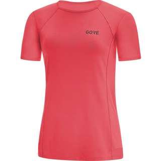 GORE® WEAR R5 Laufshirt Damen hibiscus pink