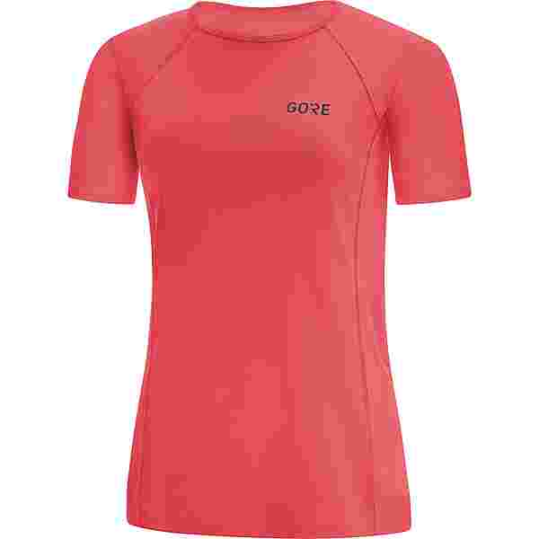 GORE® WEAR R5 Funktionsshirt Damen hibiscus pink