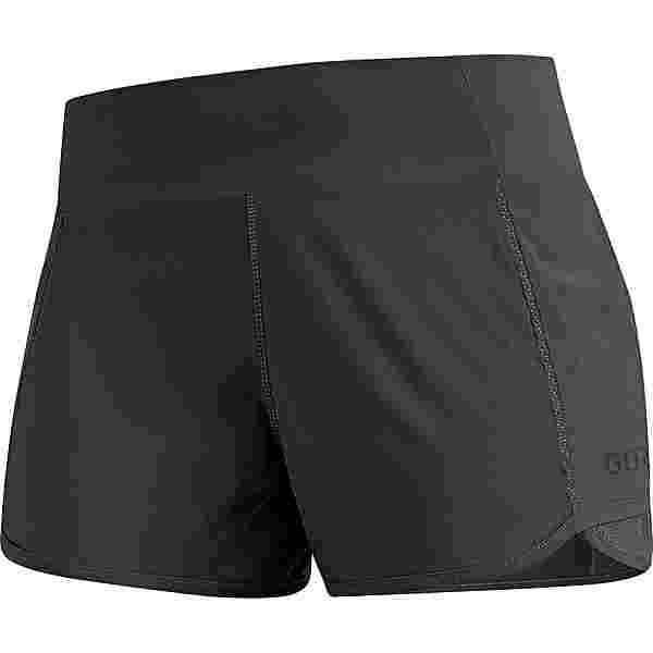 GORE® WEAR R5 Light Funktionsshorts Damen black
