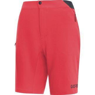 GORE® WEAR R5 Laufshorts Damen hibiscus pink