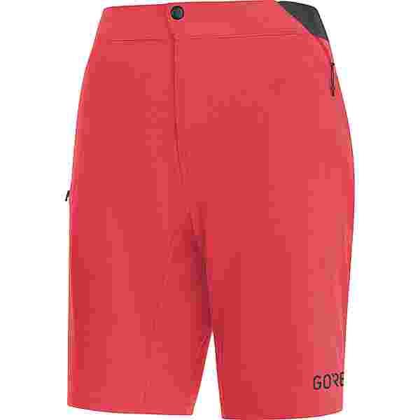 GORE® WEAR R5 Funktionsshorts Damen hibiscus pink