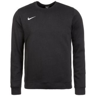 30bb6ef53912d8 Nike Club19 Crew Fleece TM Funktionssweatshirt Herren schwarz   weiß