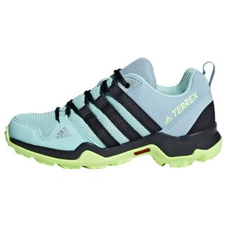 adidas AX2R Schuh Wanderschuhe Kinder Clear Mint / Carbon / Hi-Res Yellow