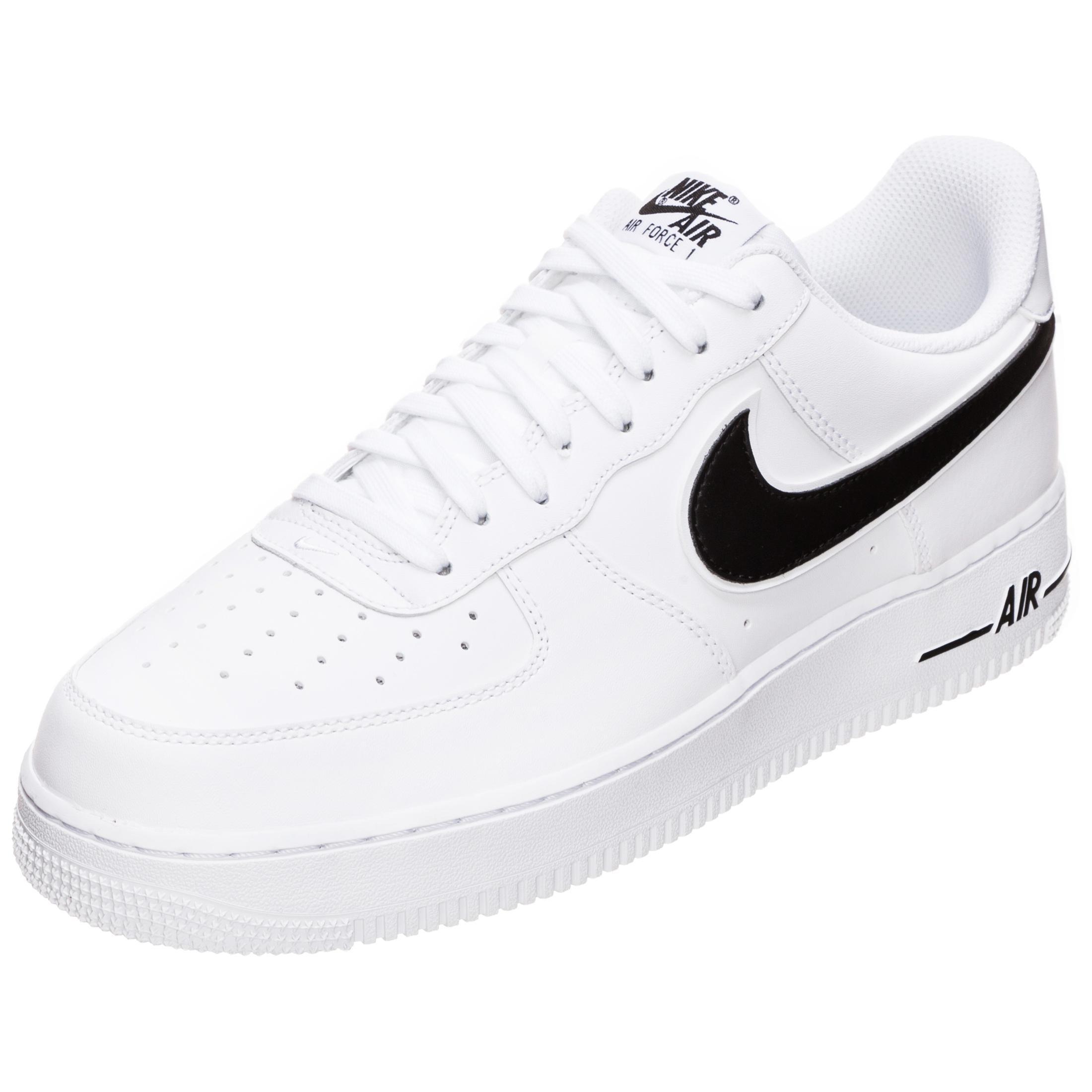 Nike Air Force 1 '07 3 Sneaker Herren Sneaker Herren weiß schwarz im Online Shop von SportScheck kaufen
