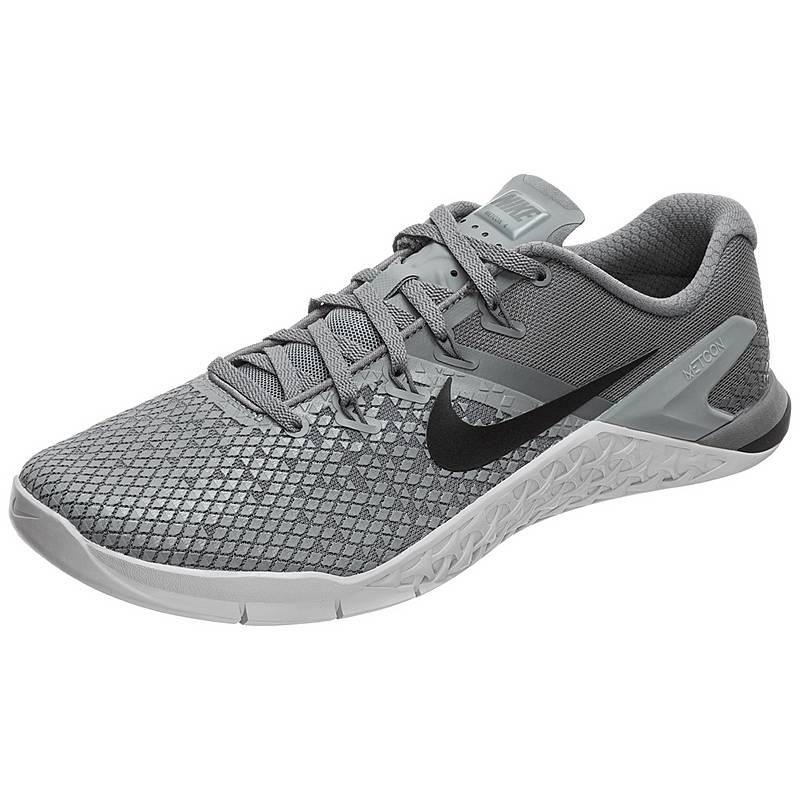 big sale 60133 1ecf4 Nike Metcon 4 XD Fitnessschuhe Herren grau  schwarz