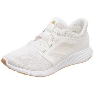 sports shoes d62be 80b32 adidas Edge Lux 3 Laufschuhe Damen beige  weiß