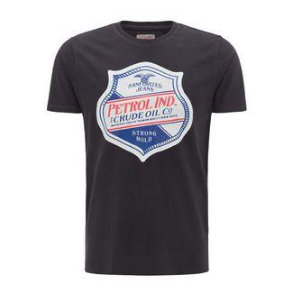 Petrol Industries Printshirt Herren Steal