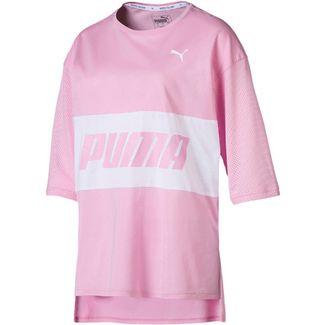 Shirts für Damen von PUMA in rosa im Online Shop von