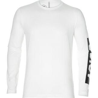 ASICS SD GPX Laufshirt Herren brilliant white