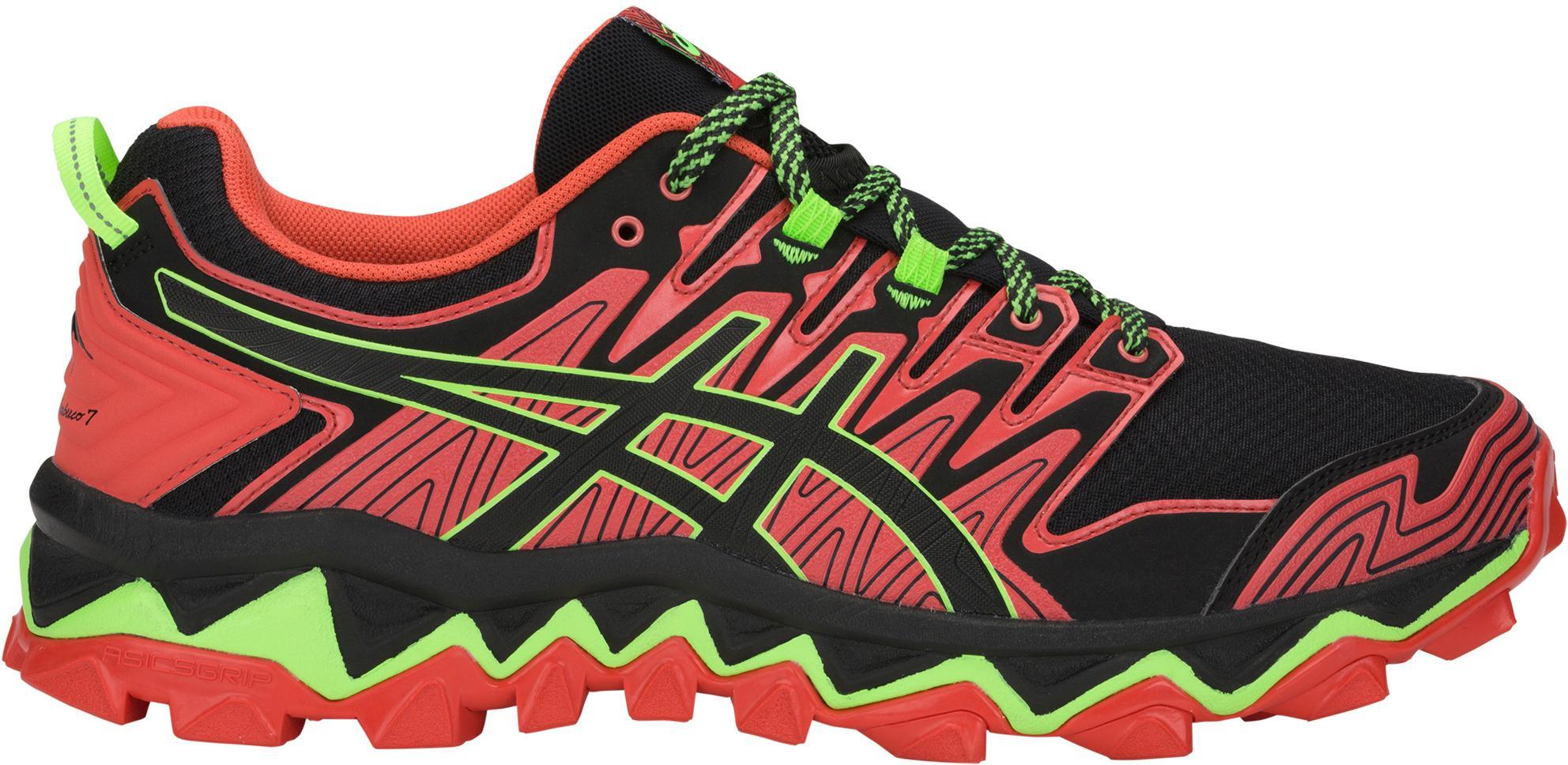 ASICS Gel-Fujitrabuco 7 Laufschuhe Herren rot-snapper-blk im Online Online Online Shop von SportScheck kaufen Gute Qualität beliebte Schuhe 45832a