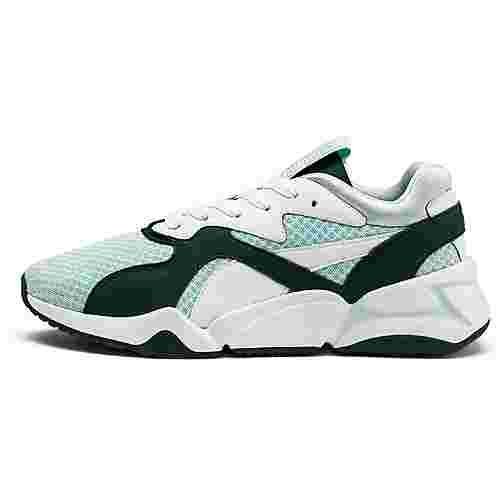 PUMA Nova 90´s Sneaker Damen fair aqua-ponderosa pine