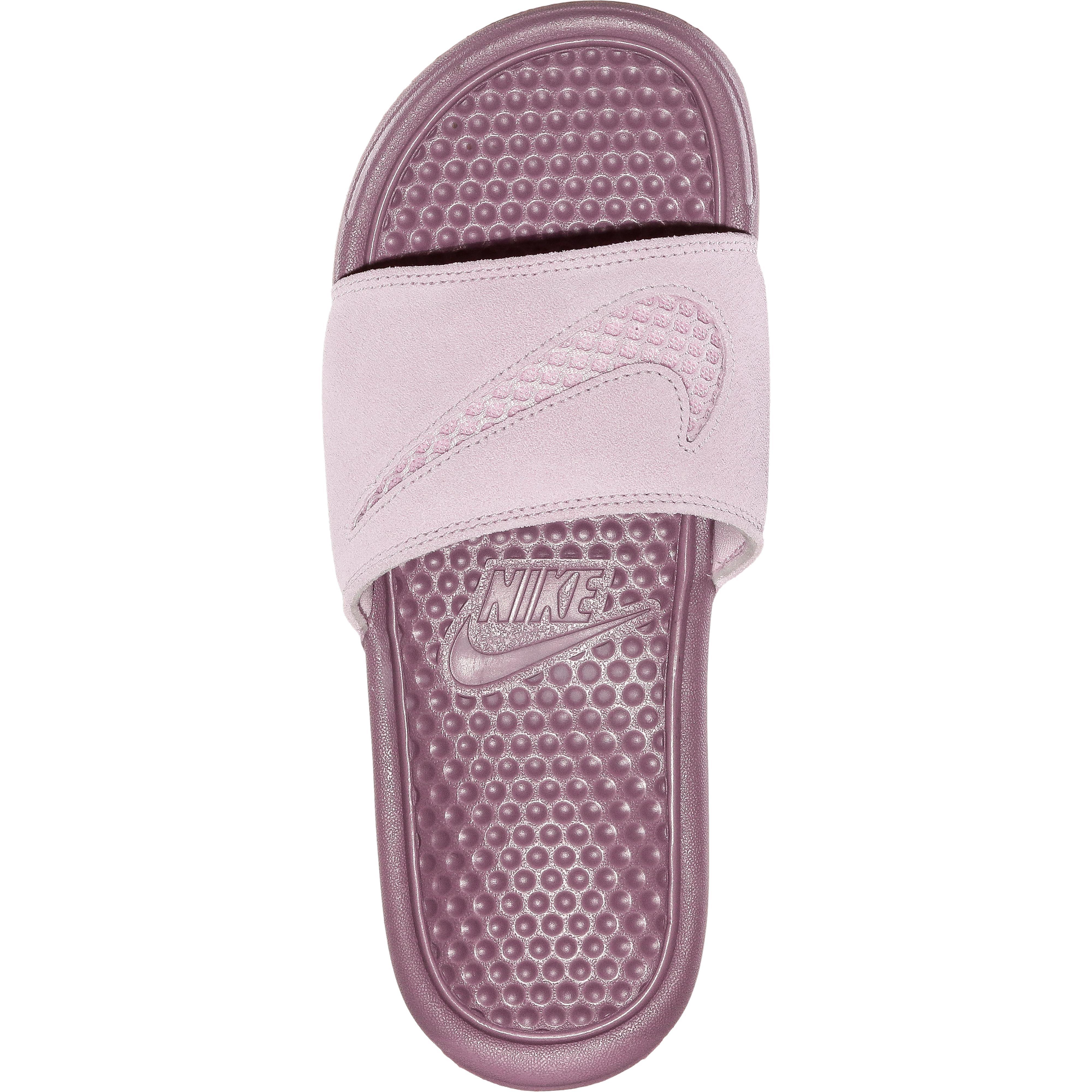 Nike Benassi JDI Sandalen Damen Rosa kaufen foam-Rosa foam-plum im Online Shop von SportScheck kaufen Rosa Gute Qualität beliebte Schuhe 7c0d0a