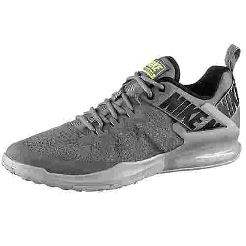 Nike Zoom Domination TR 2 Fitnessschuhe Herren cool grey-black-wolf grey-volt