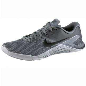 Nike Metcon 4 Fitnessschuhe Herren cool grey-black-dk grey-wolf grey