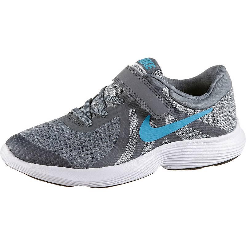 Nike Revolution Laufschuhe Kinder cool-grey-blue-fury-pure-platinum ... 09abb524c