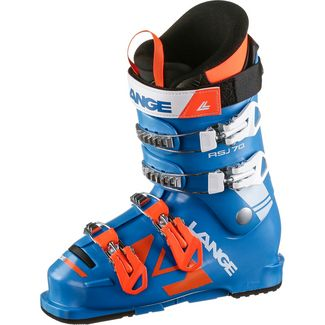 LANGE RSJ 70 Skischuhe Kinder power blue