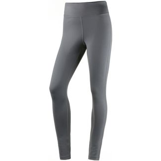 Reebok Workout Ready Tights Damen cold grey-cold grey