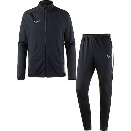 boicotear cesar Multa  Nike Academy Trainingsanzug Herren black-white-white im Online Shop von  SportScheck kaufen