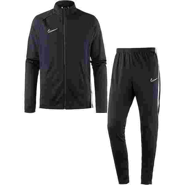 Nike Academy Trainingsanzug Herren black-white-white