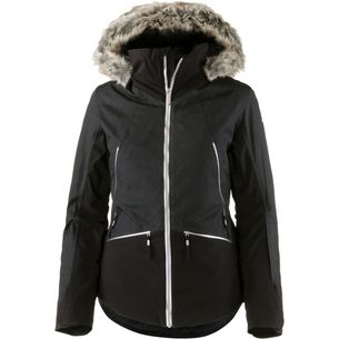 The North Face Skijacke Damen black
