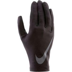 Nike Laufhandschuhe black-black-dark grey